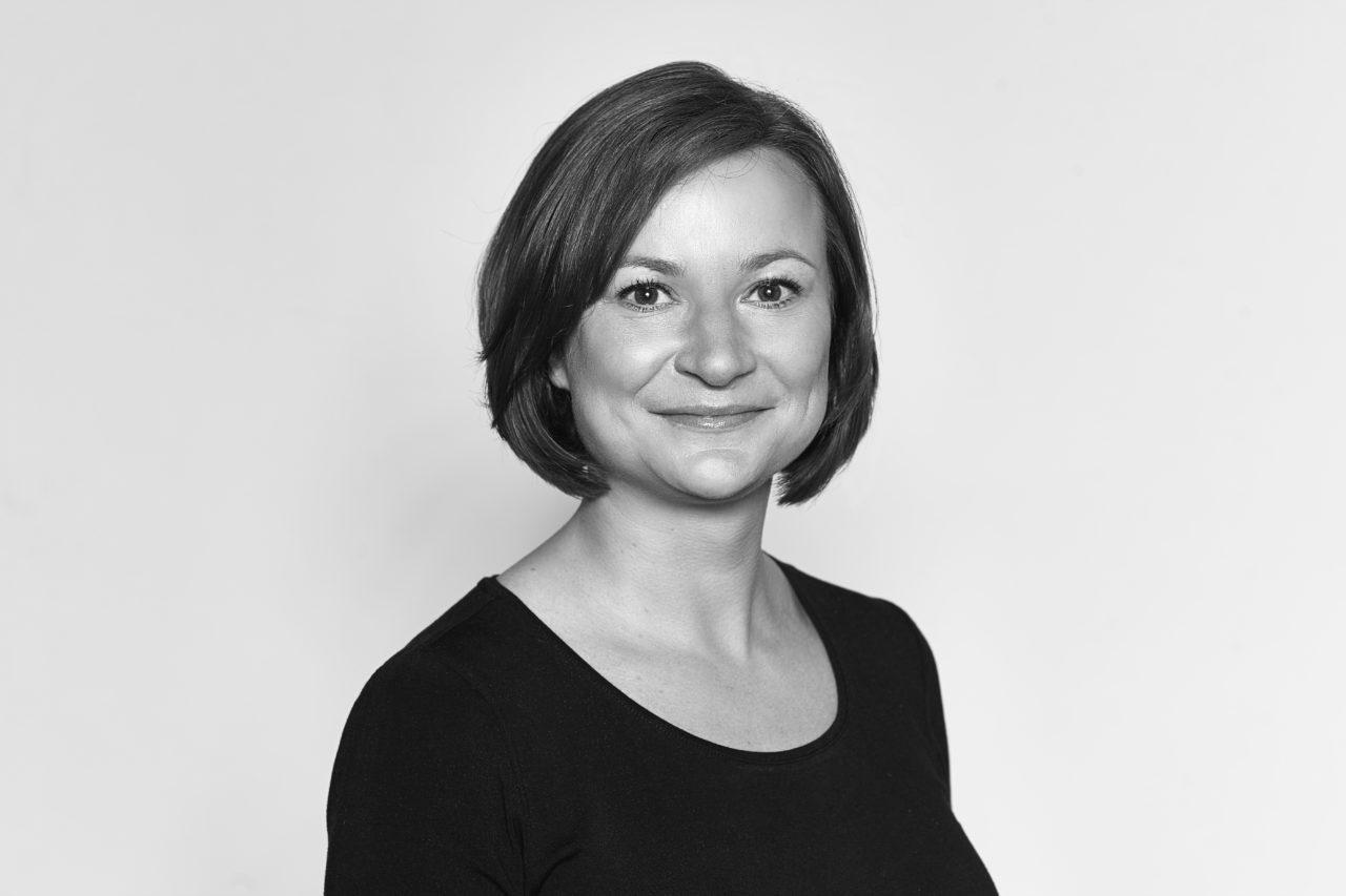 Portätfoto von Dr. Kathrin Baumstark