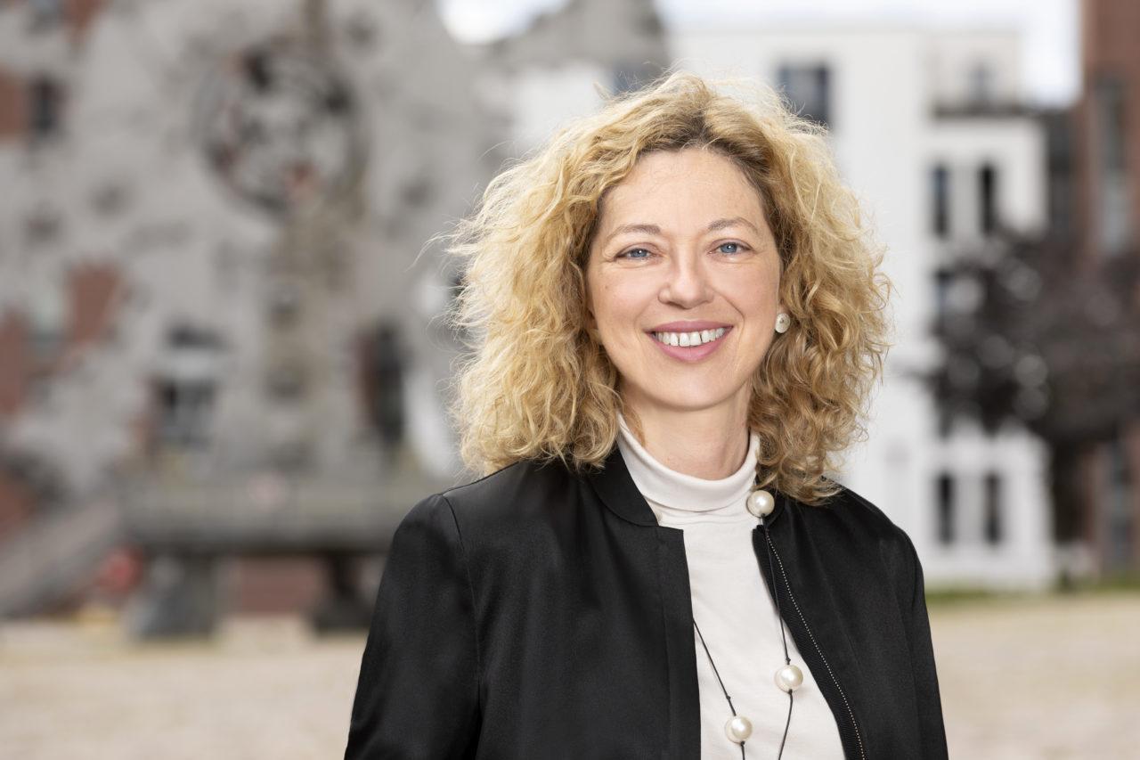 Prof. Dr. Rita Müller, Direktorin des Museums der Arbeit