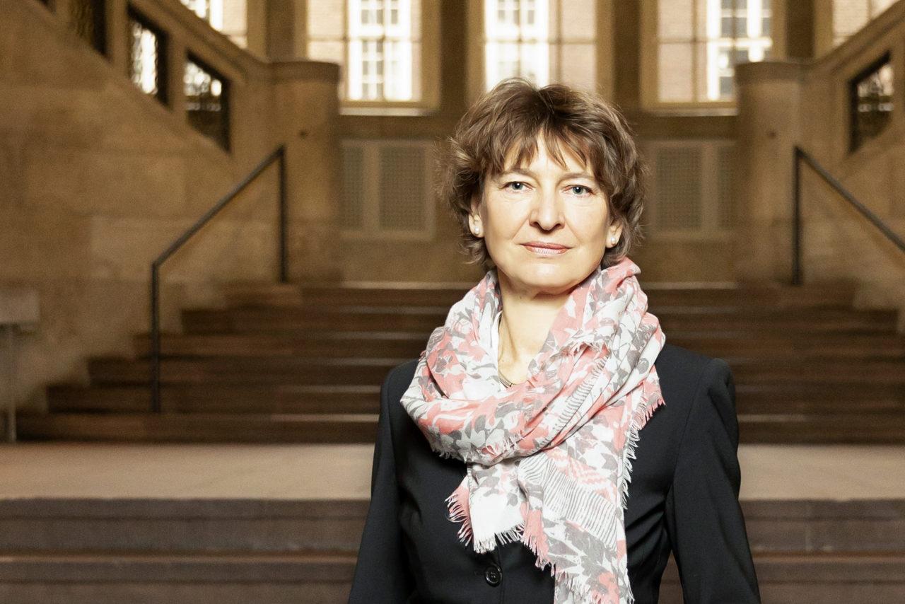 Bettina Probst, Direktorin des Museums für Hamburgische Geschichte