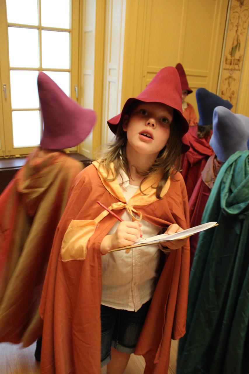 Zauberschüler*innen im MKG